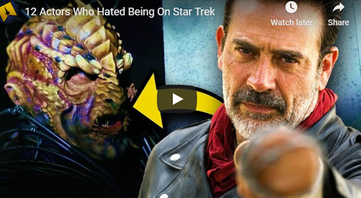 Actors Who Hated Being On Star Trek
