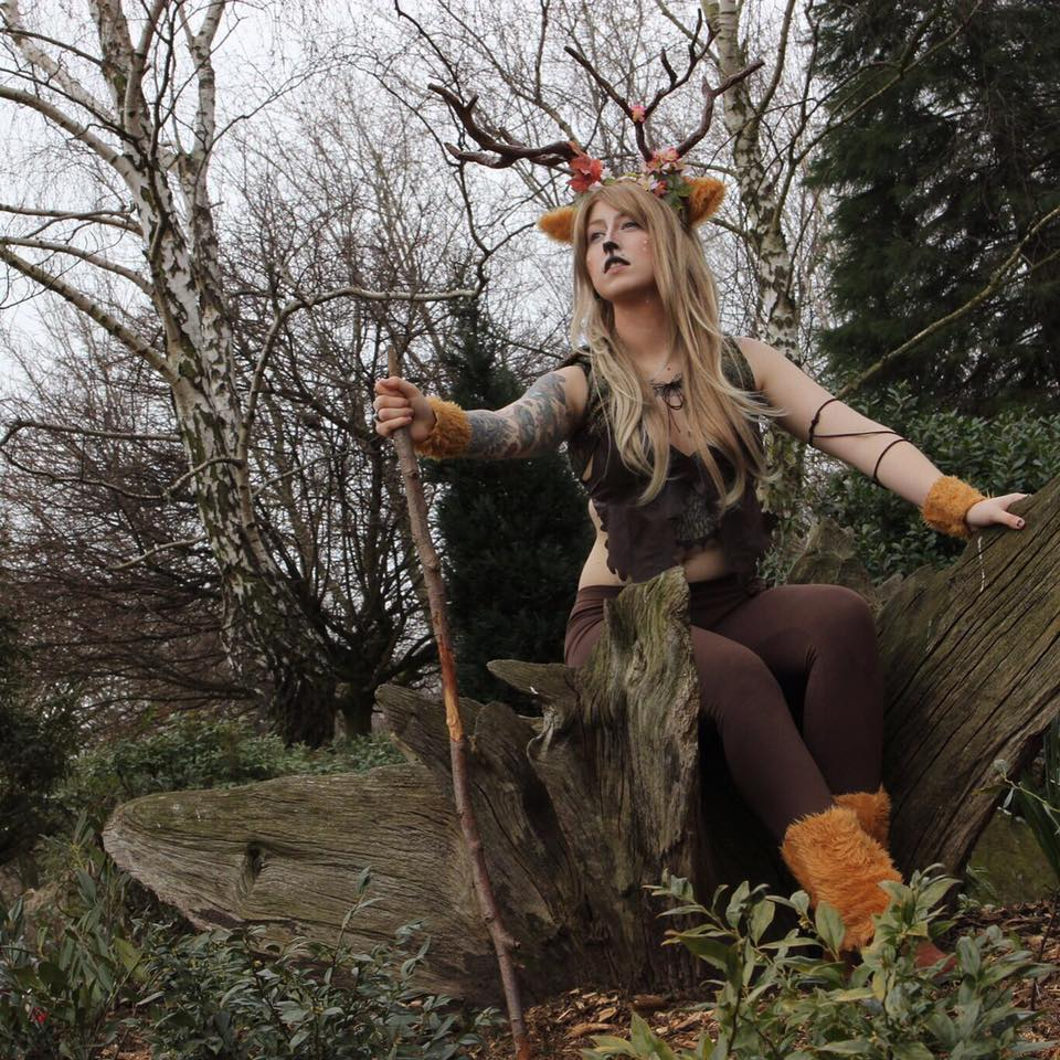 Alice Williams - Cosplay Birmingham
