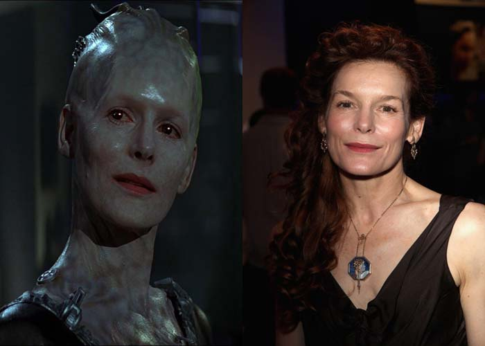 Borg Queen - Alice Krige