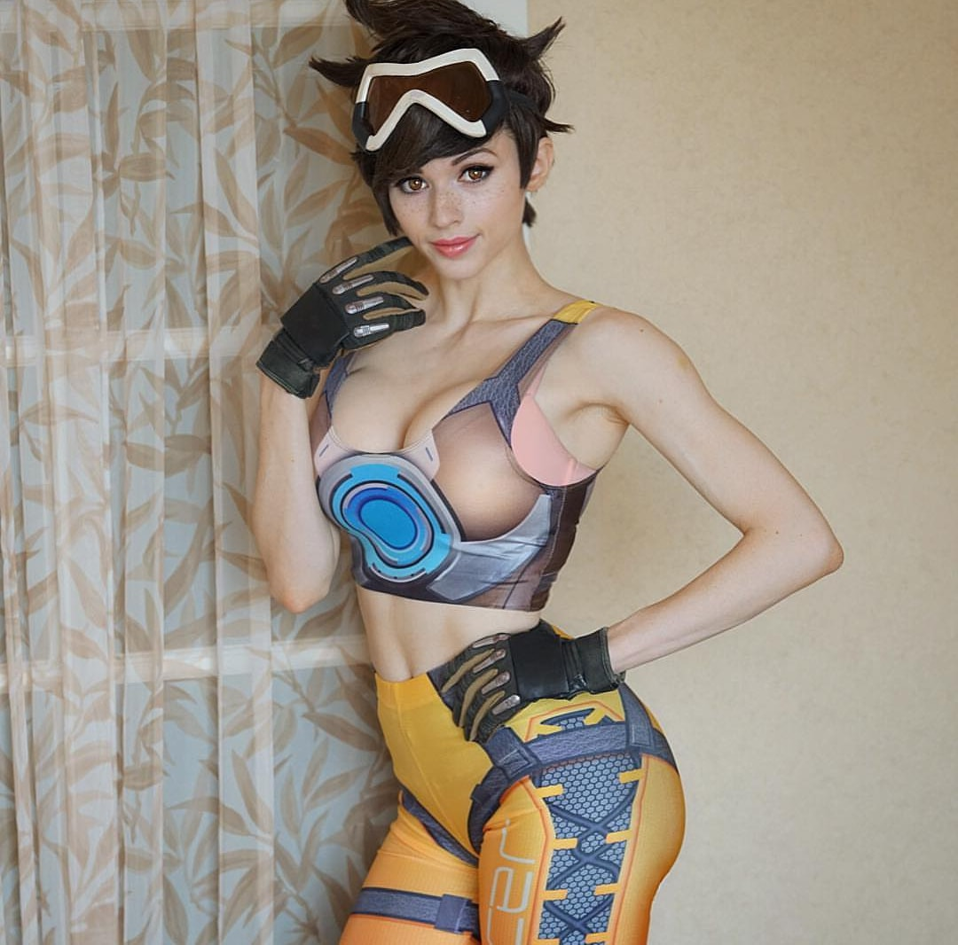 Amouranth - Overwatch