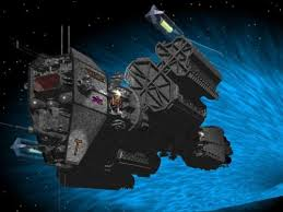 Earth Alliance Ships - Babylon 5