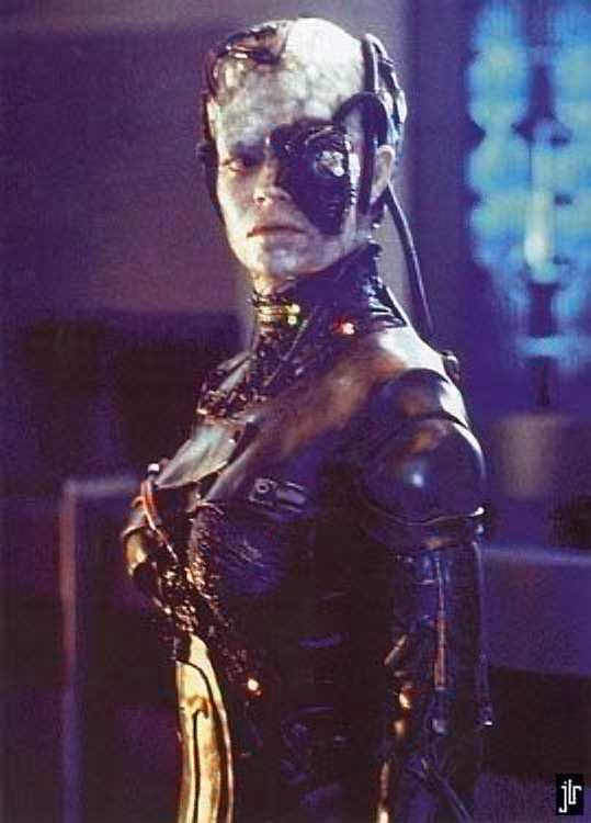 Borg - Seven of Nine
