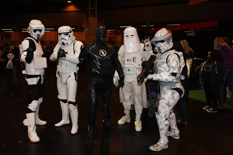 DC Star Wars Cosplay