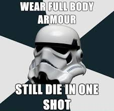 Bad Armour