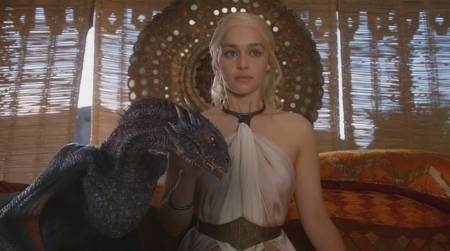 Daenerys Stormborn Targaryen - Mother of Dragons