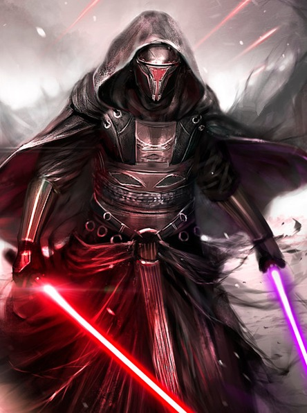 Revan - Light or Dark