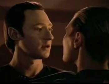 Data with Tasha Yar