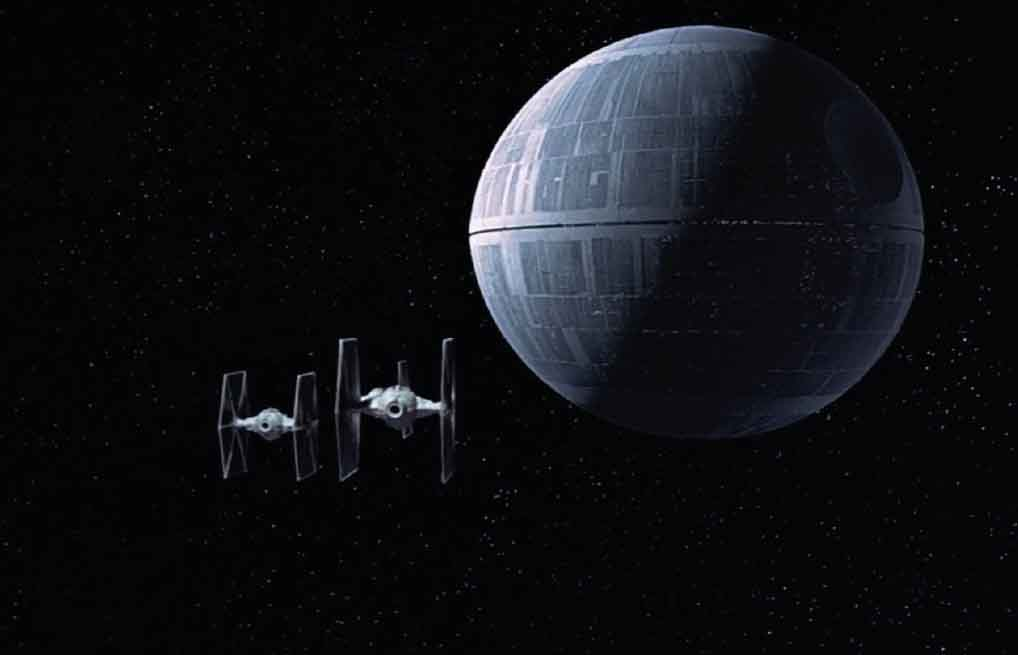 Death Star Logistics