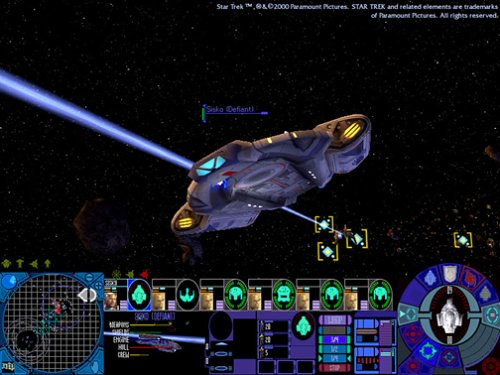 Star Trek DS9 Dominion Wars