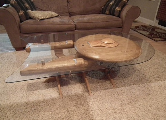 Star Trek TNG - Enterprise Table