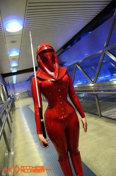Female Imperial Guard