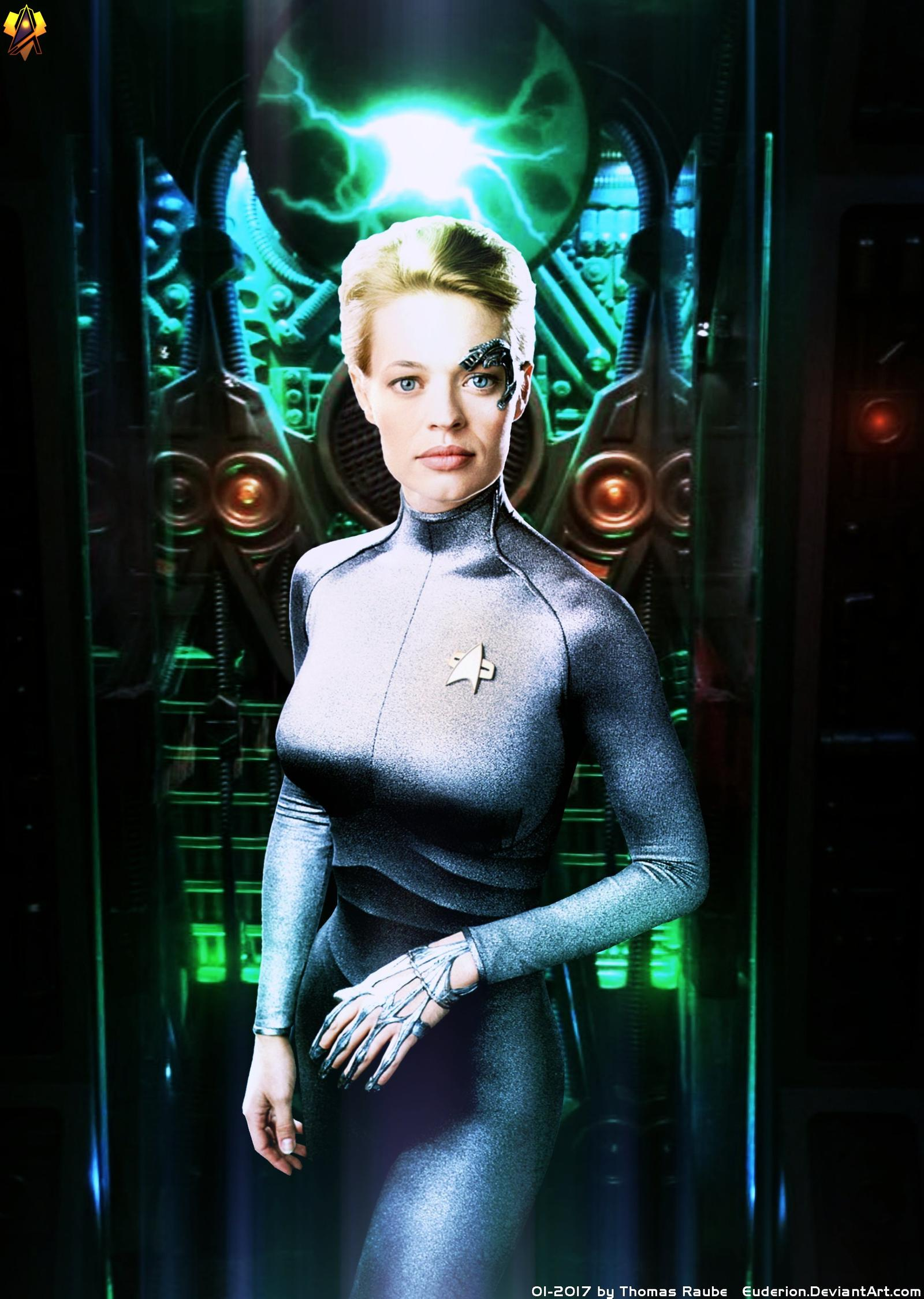Jeri Ryan - Seven of Nine
