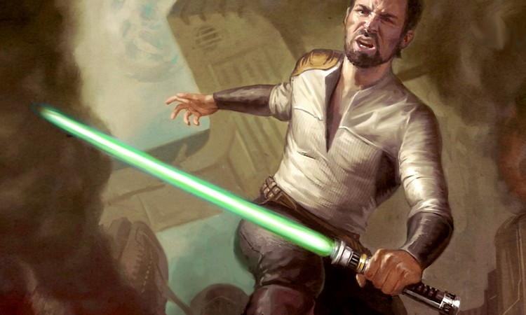 Kyle Katarn - Mercenary Turned Jedi
