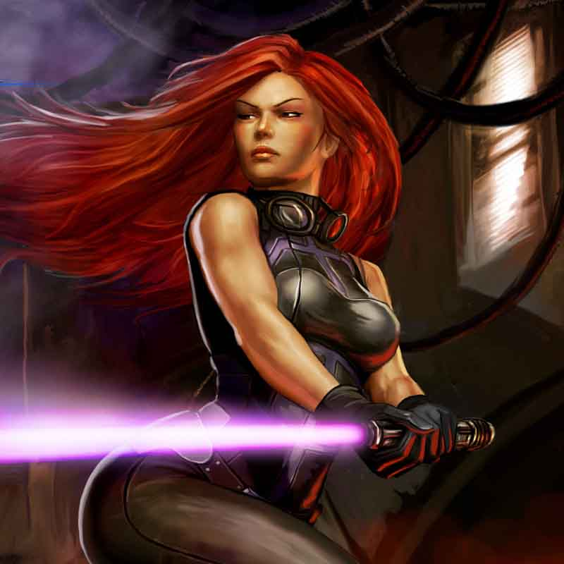 Mara Jade - The Emperors Hand