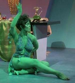 Marta - The Orion Slave Girl
