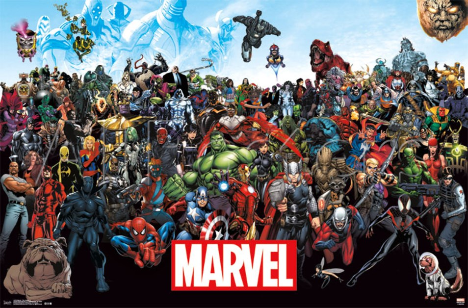 Marvel Comics, Films and TV series