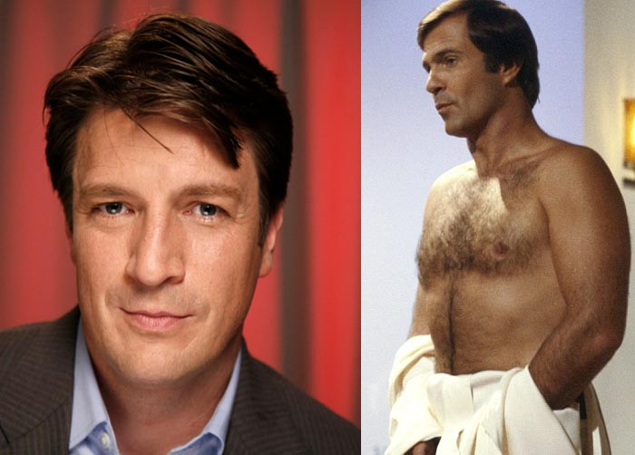 Nathan Fillion Buck Rogers