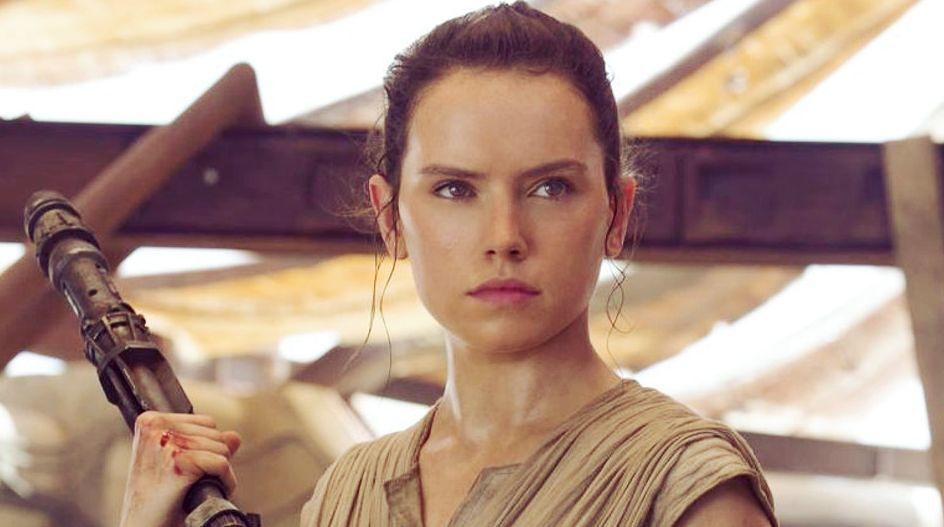 Who is the mother of Rey?