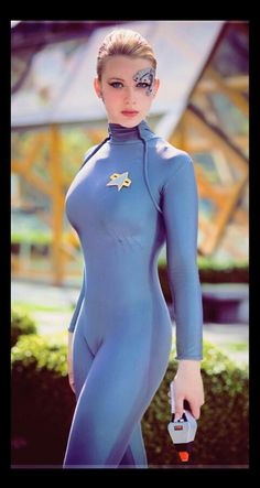 Seven of Nine Cosplay