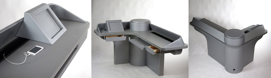 Star Trek Desk