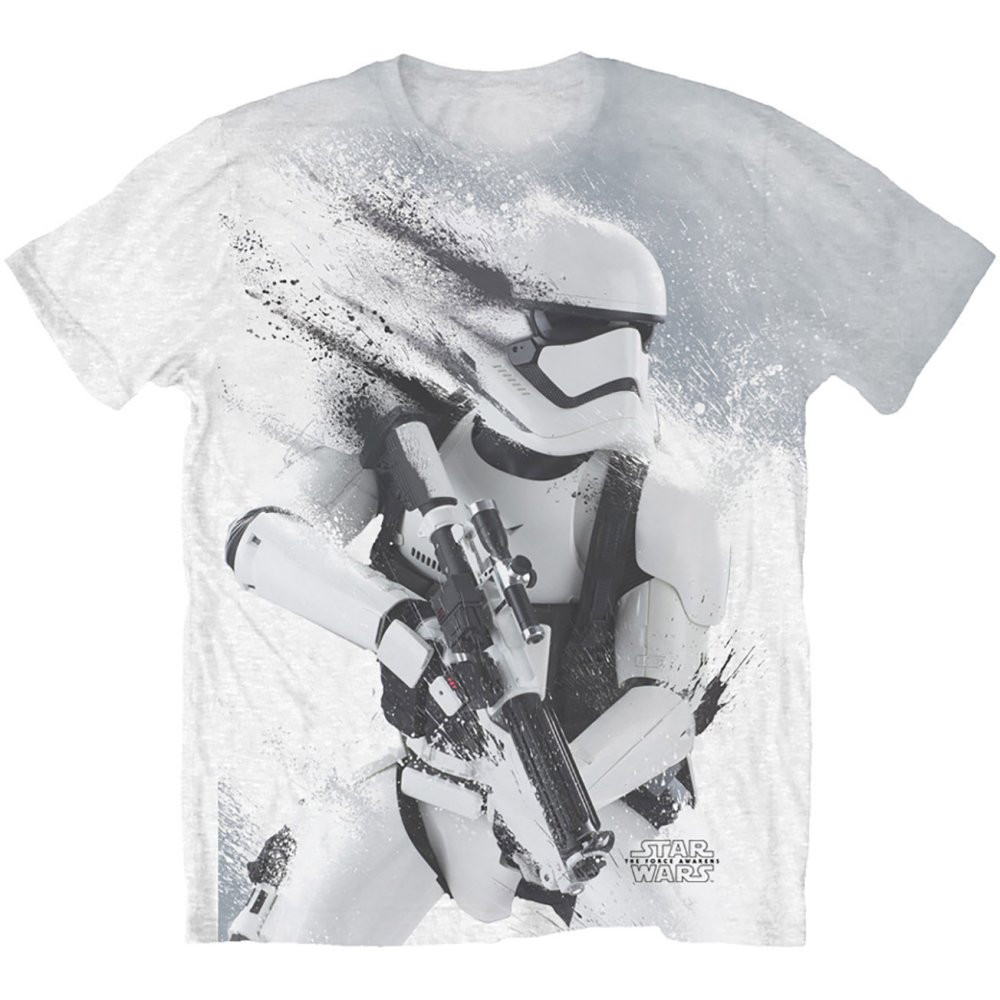 Stormtrooper Sublimation - Star Wars T-Shirts
