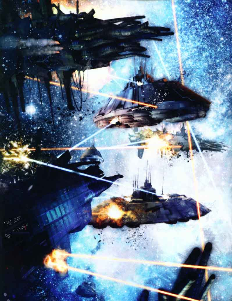 The Coming Storm - Hyperspace Wars