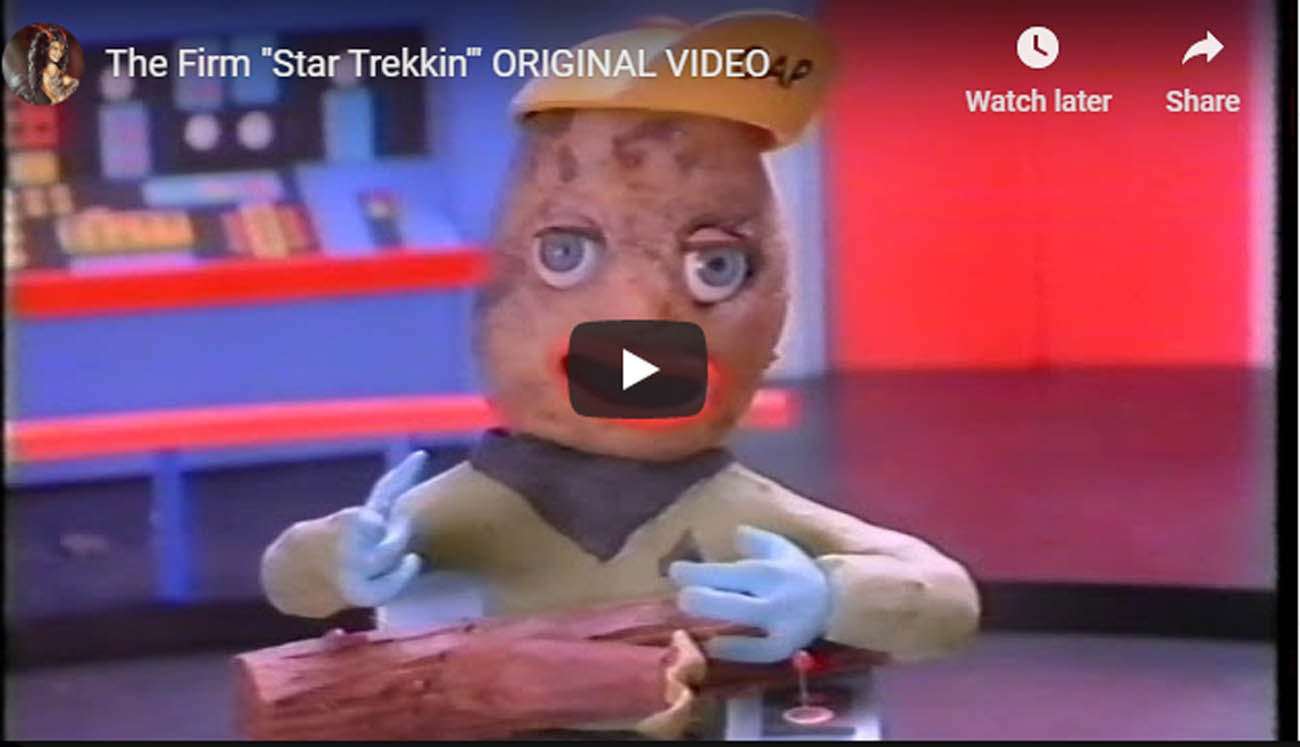 The Firm - Star Trekkin
