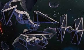 Tie Fighter Battle