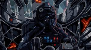 Tie Fighter Art