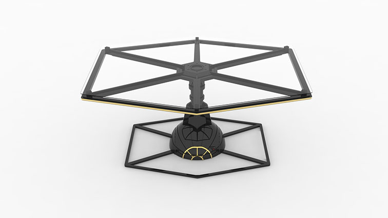 Tie Fighter Table