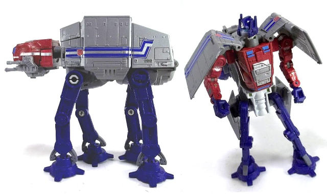 ATAT Optimus Prime