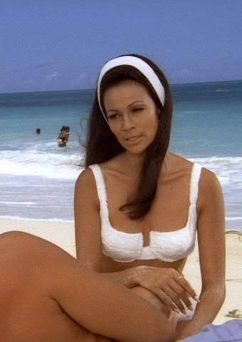 Barbara Luna Hawaii Five-o