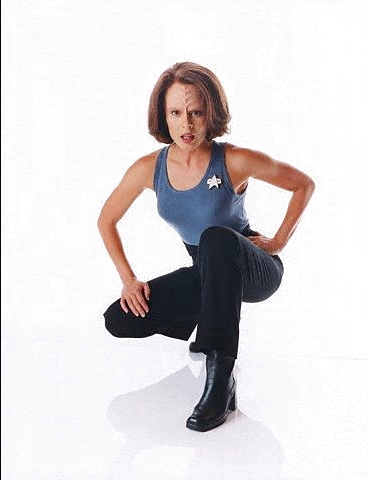 B`elanna Torres - Hot as a Warp Core