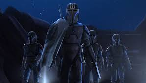 The Return of the Mandalorians