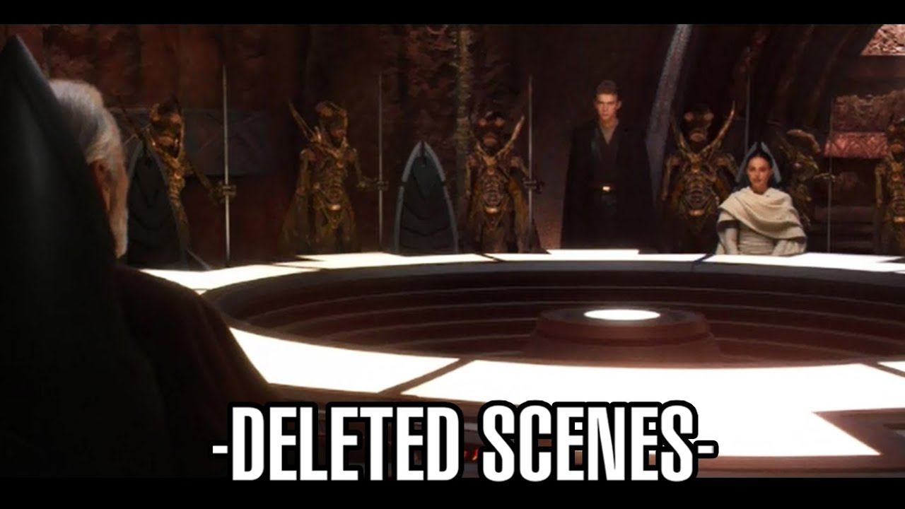 Deleted Scenes That Could Have Changed The Star Wars Universe